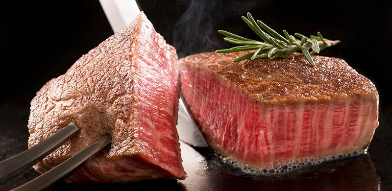 Filet Steak-Kaiseki KATSURA