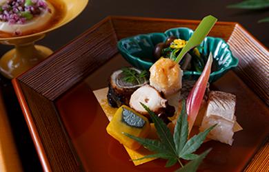 Kyoto-style Dashi-Shabu SHIOKAZE
