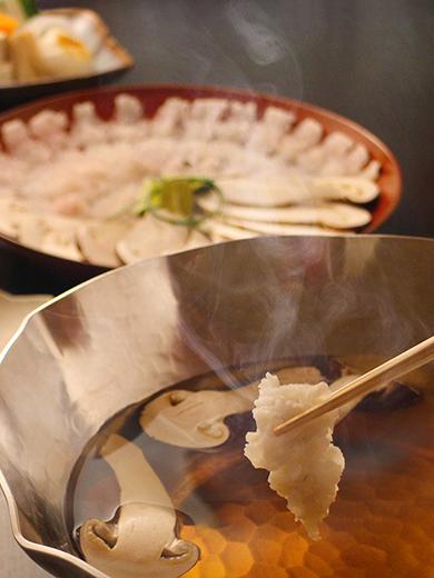 Kyoto-style Dashi-Shabu KURAMA