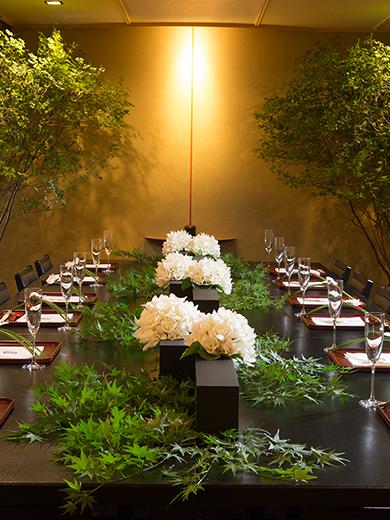 Banquet plan MIYABI