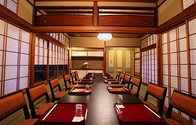 天ぷら圓堂 八坂南邸